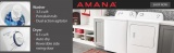 Shop Amana Washers and Dryers