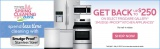 Frigidaire Gallery Spring Savings Event- Save up to $250