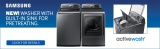 Samsung Active Wash Laundry