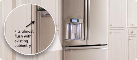 Kitchen Appliance Decision Full Depth vs Counter Depth FD ...