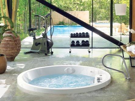Home Spa tub