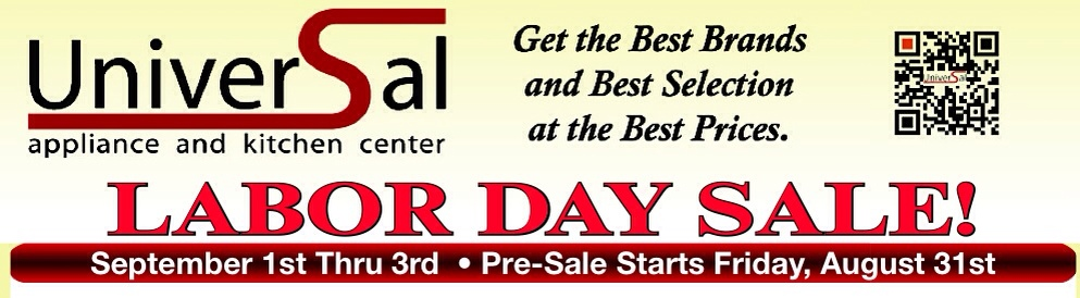 Labor Day Appliance Sale: Final Day