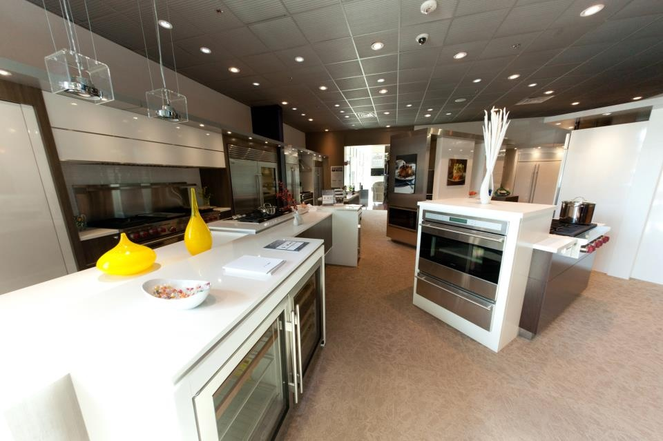 Living Kitchen at UAKC