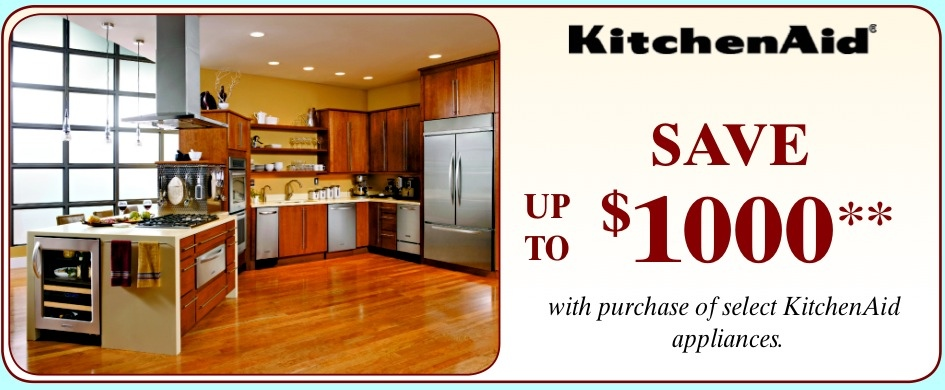 KitchenAid Instant Savings
