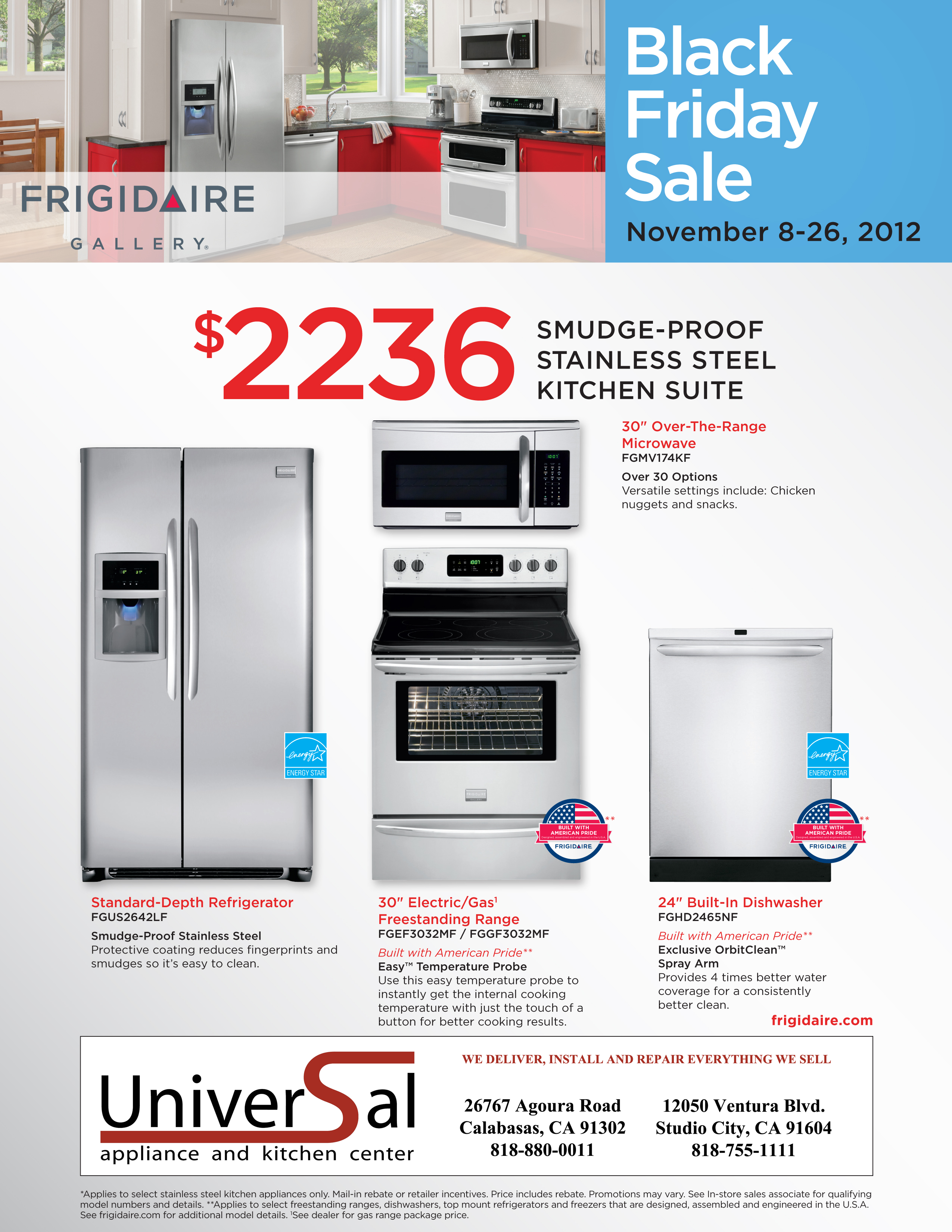 Uncategorized Black Friday Kitchen Appliances universal appliance and kitchen center blog black friday 2236 package