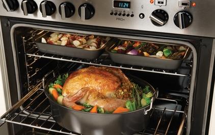 AGA large oven