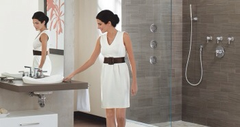 Moen Bath Set