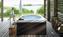 Duravit Outdoor Spa
