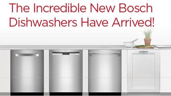 New-Dishwashers