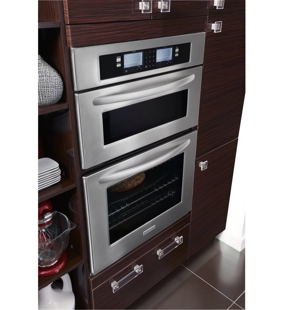 Universal Appliance And Kitchen Center: KitchenAid Steam-Assist Micro Convection Combo Oven