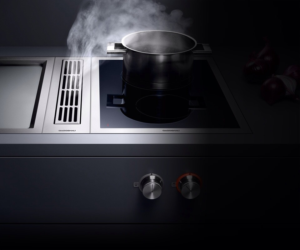 Universal Appliance And Kitchen Center: Gaggenau Vario 400 Series Of Cooktops And Modules