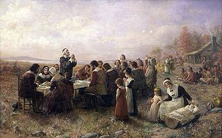 Pilgrim Thanksgiving