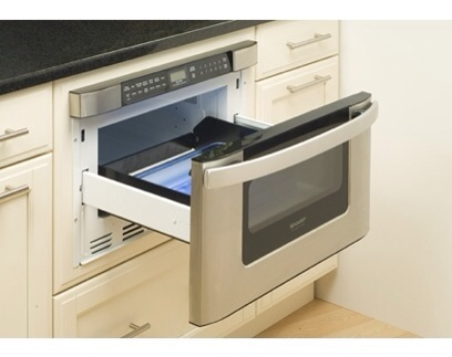 Sharp Drawer Microwave