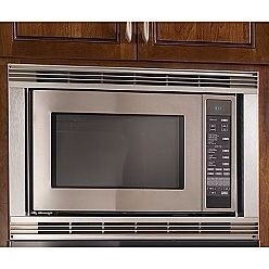 Microwave In Wall