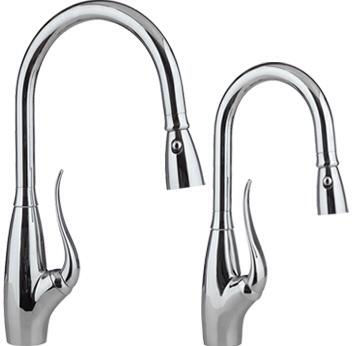 Franke Pull Down Faucet
