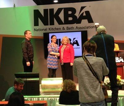 Brizo KBIS award