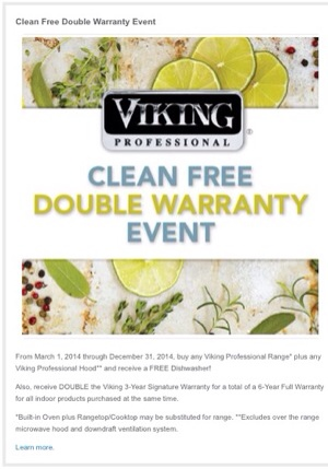 Viking Promotion