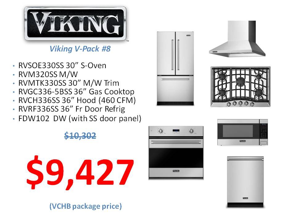 Universal Appliance and Kitchen Center | Blog | More Viking ...