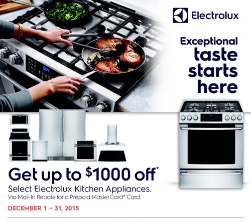 universal appliance and kitchen center blog electrolux On year end appliance deals