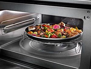 Microwave-Turntable