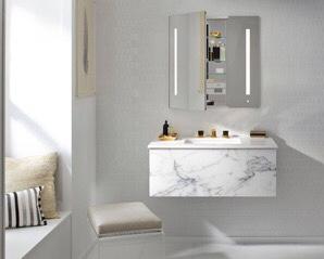 Robern Vanity-Cabinet