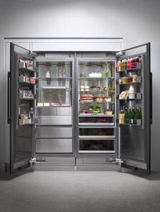 Open-Refrigerator