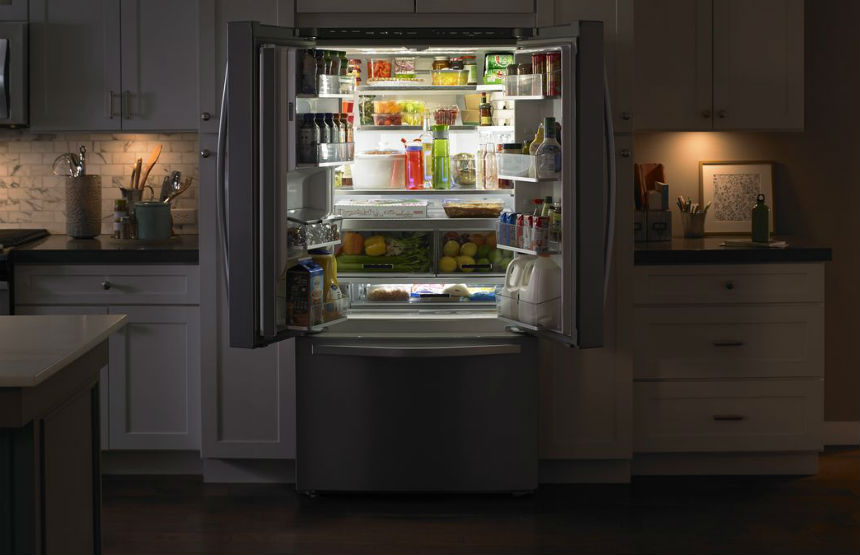 french door refrigerator featured