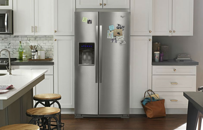 best side by side refrigerator 2017