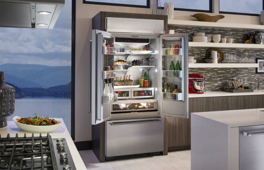 Advantages Disadvantages Of French Door Refrigerators Universal Appliance And Kitchen Center Blog