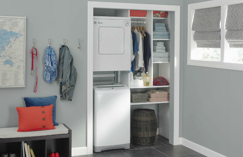 stacked washer dryer pros cons featured