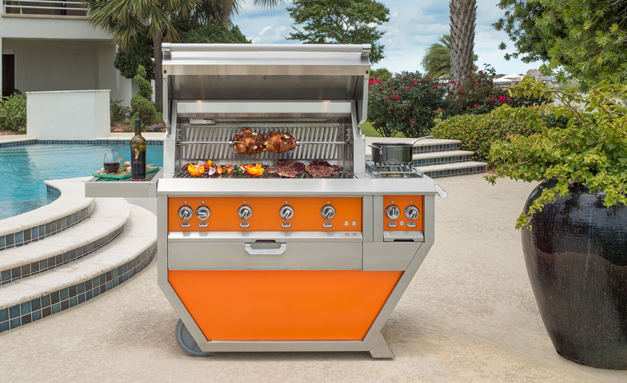 Top 6 Features of Hestan's New Residential Outdoor Professional Range