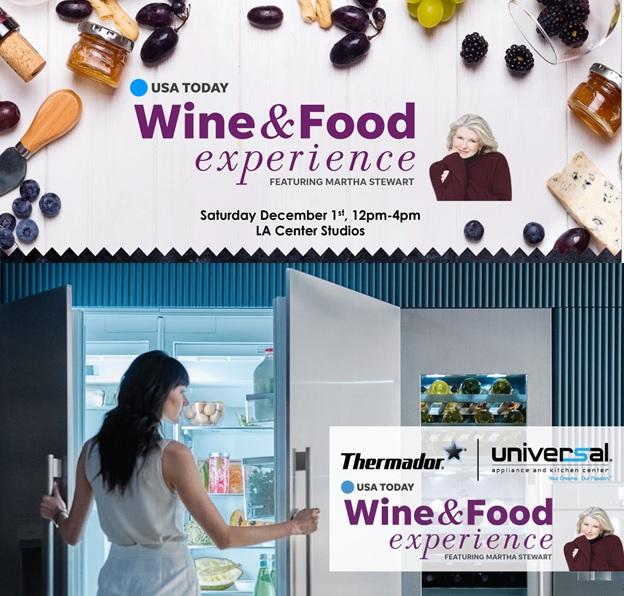 LA Wine and Food
