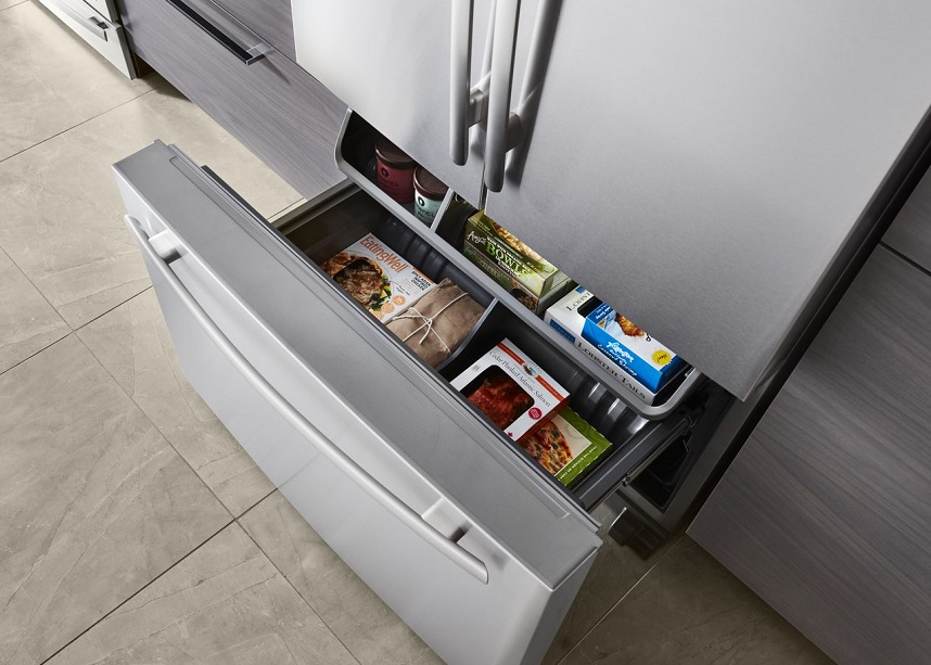 Exploring the Advantages of Bottom Freezer Refrigerators