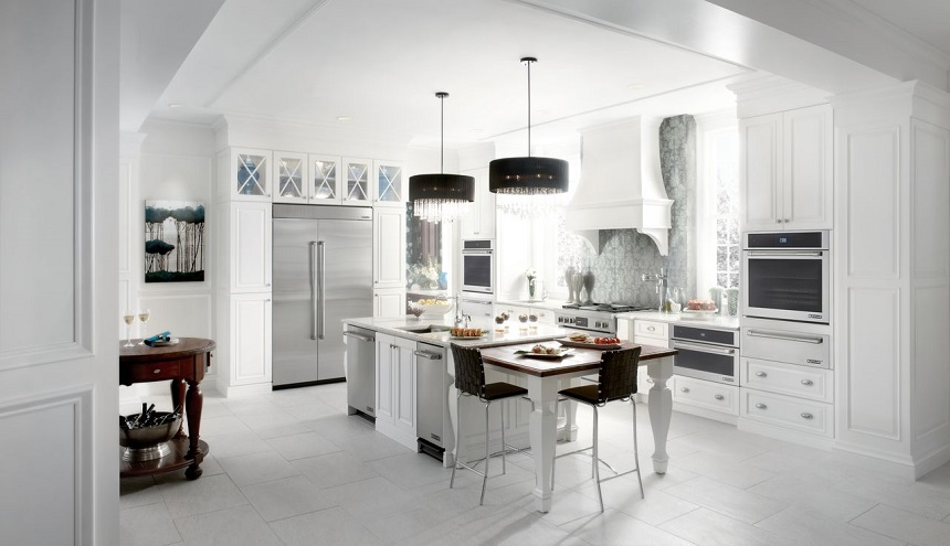 How to Choose the Right Kitchen Appliance Finish