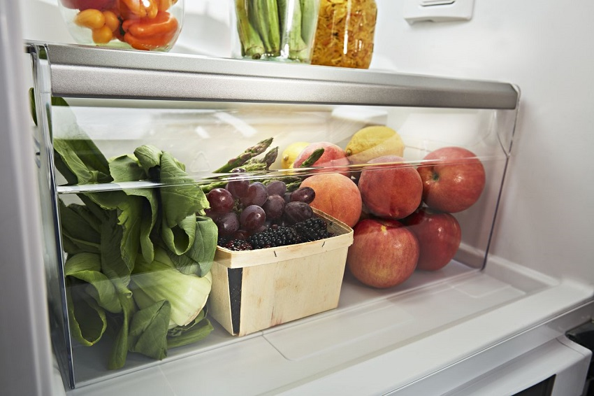 7 Ways to Make the Most of Small Fridge Space