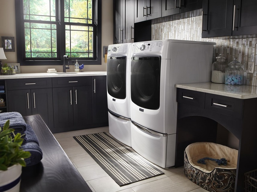 4 Key Considerations When Placing a Laundry Set