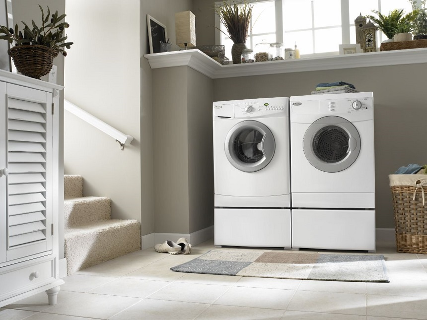 Tips to Create An Efficient Laundry Room