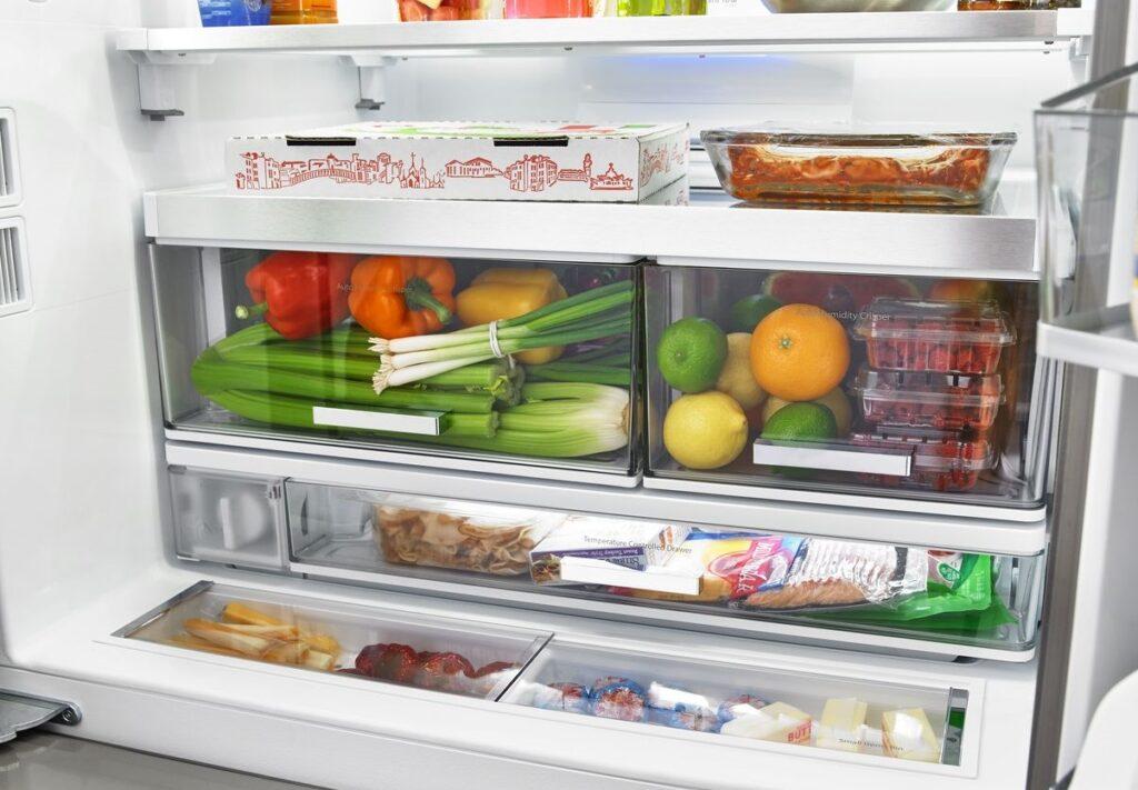 Understanding Your Refrigerator Humidity Drawers