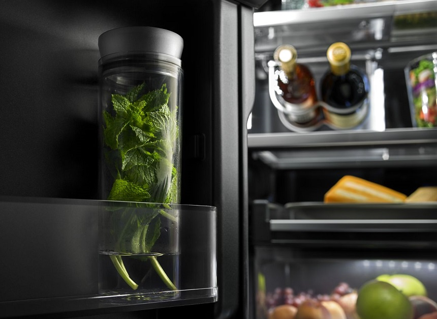 4 Cool Refrigerator Placement Options for Your Kitchen