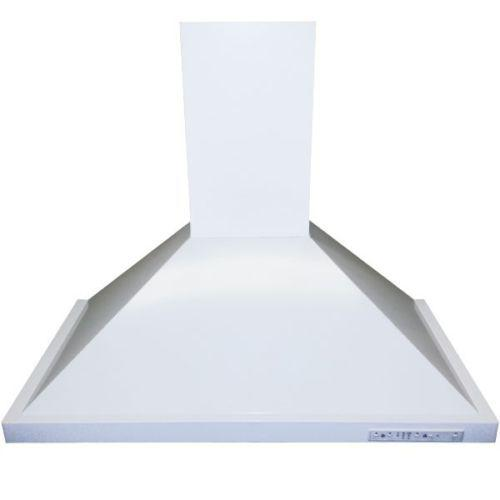 JetAirJetAir 36&quot White Chimney Wall Hood 510 CFM