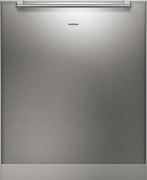 Gaggenau Stainless Steel Backed Full Glass Door With Handle Included