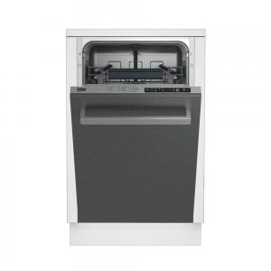 Beko�8 Place Setting Capacity �ENERGY STAR Qualified �1-24 Hour Delay Timer �Fingerprint Resistant Stainless Steel Finish