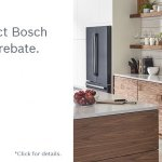 Bosch Appliances Save up to 12%