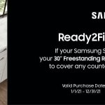 Samsung Home Appliance Slide-In Range Ready 2 fit Guarantee